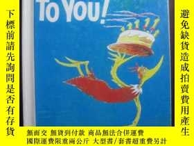 二手書博民逛書店HAPPY罕見BIRTHDAY TO YOUY10980 Dr. Seuss Dr. Seuss 出版198