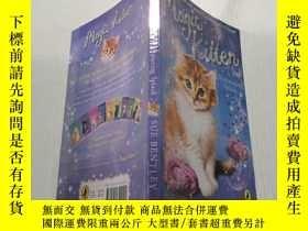 二手書博民逛書店Magic罕見kitten a shimmering Splash神奇小貓閃閃發光Y212829