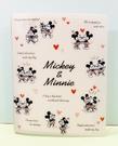 【震撼精品百貨】Micky Mouse_米奇/米妮 ~26孔活頁夾米奇米妮滿版#07606