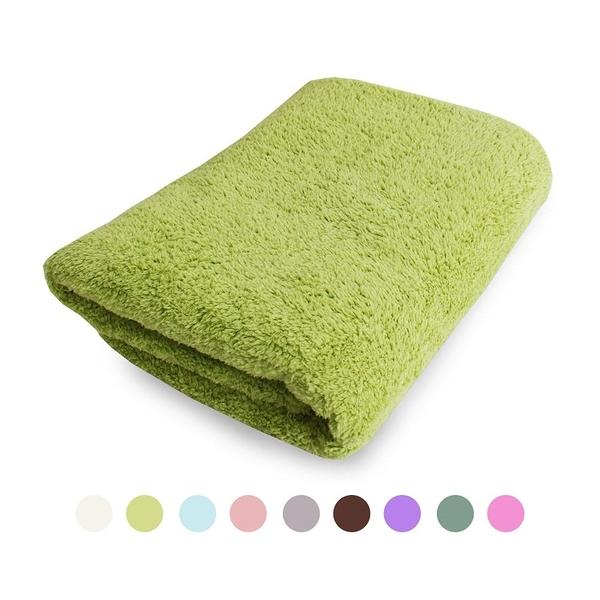 Lovel 7倍強效吸水抗菌超細纖維浴巾-共九款