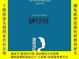二手書博民逛書店【罕見】1997年出版 Social Organization Of The Mongol-turkic Past