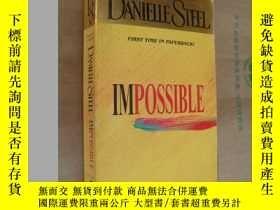 二手書博民逛書店Impossible罕見[Danielle Steel]Y857