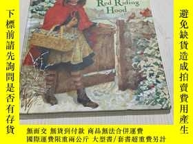 二手書博民逛書店JERRY罕見PINKNEY LITTLE RED RIDING HOOD(傑瑞·平克尼小紅帽)(英文)Y21