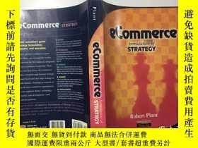 二手書博民逛書店ecommerce罕見formulation of STRATEGY:電子商務策略制定(外文)Y383796