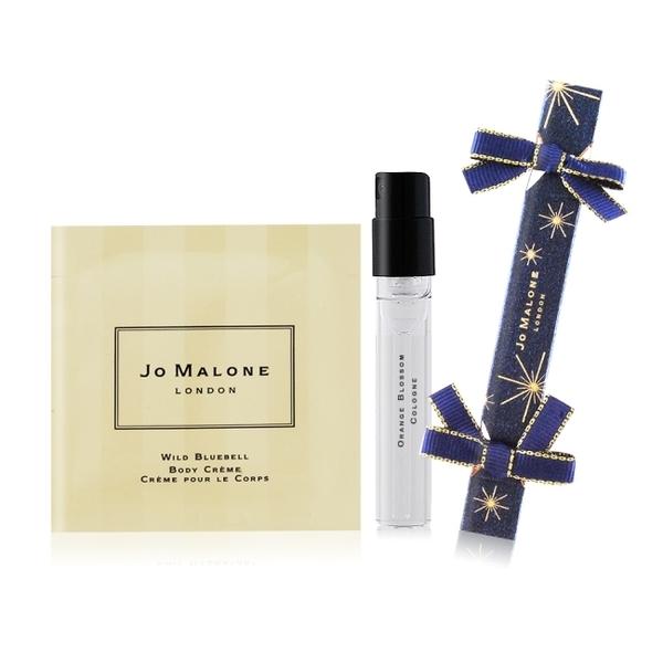 Jo Malone 經典迷小拉炮禮盒(青檸羅勒葉與柑橘針管香水+潤膚霜)