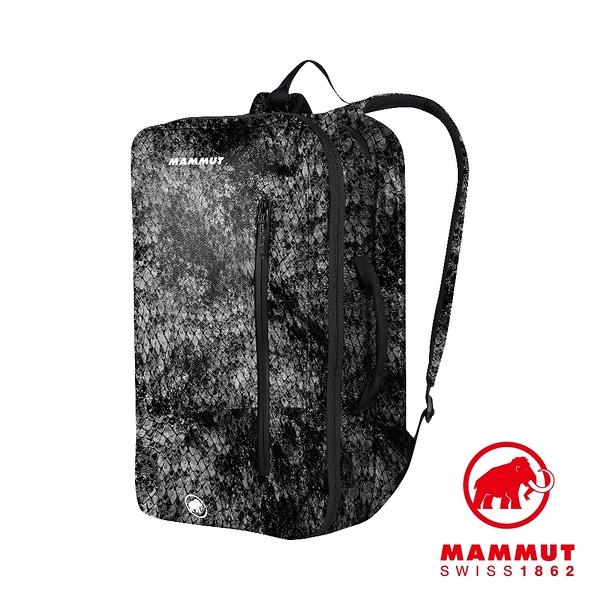 Mammut 長毛象 Seon Transporter X 時尚蛇紋攀岩通勤筆電後背包 #2510-04080