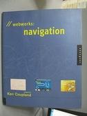 【書寶二手書T4/網路_J4E】Webworks-navigation_DANIELSON, RICHARD/ ED