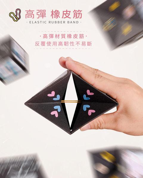 彈跳禮物盒 彈跳盒子-1顆 加購區 【HAD9A1】生日聖誕節情人節相冊手工卡片機關卡片#捕夢網