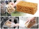 【蜂窩海綿】汽車用大孔防刮花海綿 蜂窩孔洗車防刮傷珊瑚泡綿 高發泡高密度