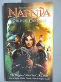 【書寶二手書T2/原文小說_NJR】Prince Caspian-The Return to Narnia_C. S.