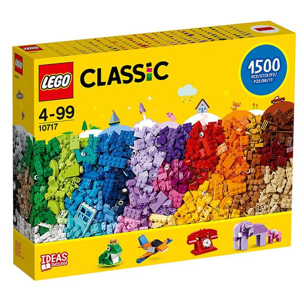LEGO 樂高 Classic 經典系列 10717 樂高積木創意盒 【鯊玩具Toy Shark】