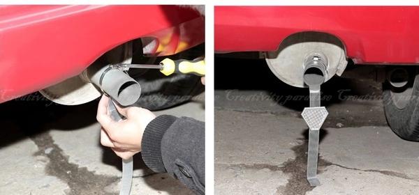 【車用靜電帶】汽車用懸掛式接地鏈消除靜電條 車載金屬除靜電帶 三角反光警示牌