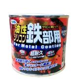 日本製鐵製品超耐久無鉛防銹面漆0.2L-符合CNS601檢驗合格
