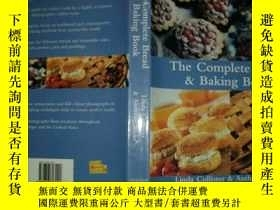二手書博民逛書店The罕見Complete Bread & Baking Boo