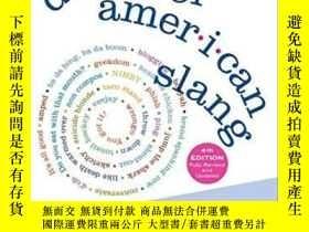 二手書博民逛書店Dictionary罕見Of American Slang 4eY256260 Barbara Ann Kip