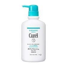 Curel珂潤 乾燥性敏感肌系列 潤浸保濕沐浴乳420ml 效期2023.01【淨妍美肌】