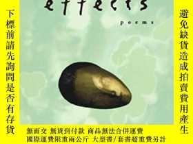 二手書博民逛書店Placebo罕見Effects: Poems (nationa