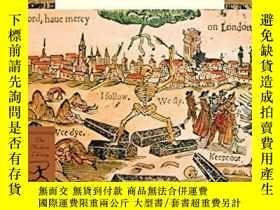 二手書博民逛書店A罕見Journal Of The Plague YearY256260 Daniel Defoe Moder