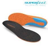 【美國SUPERfeet】運動彈性鞋墊