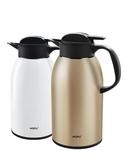 沃普304不銹鋼保溫水壺家用大容量便攜熱水瓶暖水壺大號開水瓶 茱莉亞