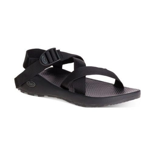 [Chaco] 男 越野運動涼鞋 標準款 黑 秀山莊戶外用品旗艦店