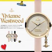 【人文行旅】Vivienne Westwood | VV139WHPK 英國時尚精品腕錶