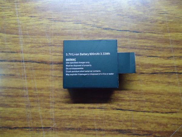 週邊配件 電池 4K運動攝影機專用原廠電池 行車紀錄器 免運費【優錄安】