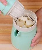 橙汁手動榨汁機簡易迷你原汁石榴果汁檸檬家用小型榨汁杯手動西瓜