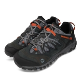 Merrell 戶外鞋 All Out Blaze GTX 灰 綠 男鞋 Gore-Tex 防水 越野 登山 運動鞋【PUMP306】 ML21261