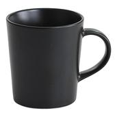 【日本製】LOHAS系列 美濃燒馬克杯 黑色 SD-6411 - 日本製