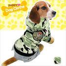 寵物衣│迷彩加厚刷毛帽T寵物裝.秋冬保暖服裝.寵物百貨.中小型犬狗貓衣服用品哪裡買熱銷便宜