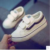 童鞋男童布鞋女童鞋小白板休閒PLL2168【男人與流行】