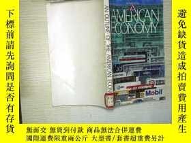 二手書博民逛書店AN罕見OUTLINE OF THE AMERICAN ECONOMY(03).Y180897