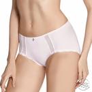 LADY 魔力V系列 機能調整型 中腰平口褲(靜謐灰)