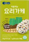 韓國 智慧媽媽 BEBECOOK 初食拌飯香鬆-牛肉蔬菜28g(12個月以上)