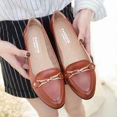 秋季新款媽媽鞋單鞋防滑軟底厚底楔形中老年人皮鞋休閒工作鞋女鞋 一件82折