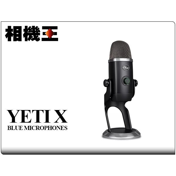 Blue Yeti X 雪怪 USB麥克風 公司貨
