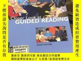 二手書博民逛書店A罕見Closer Look at GUIDED READING