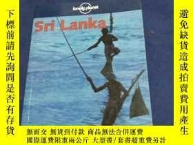 二手書博民逛書店Lonely罕見Planet :Sri lanka 英文原版Y1