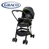 【愛吾兒】GRACO 超輕量型雙向嬰幼兒手推車 輕旅行 CITI GO-亮點綠