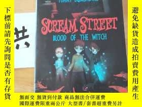 二手書博民逛書店SCREAM罕見STREET BLOOD OF THE WITCHY15335 Tommy Donbavan