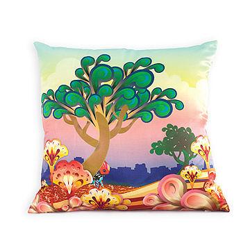 義大利 Papinee Deer Central Park Pillow 25x25 小鹿奧多 中央公園 迷你抱枕