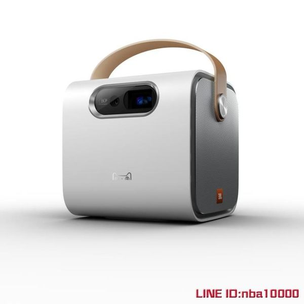 魔屏A1 便攜式百吋超輕家庭影院Wifi 無線無屏電視投影儀MKS摩可美家
