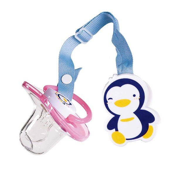 【奇買親子購物網】PUKU 造型奶嘴鍊+初生奶嘴