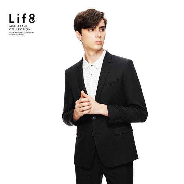 Formal 經典素面 修身西裝外套【11166】