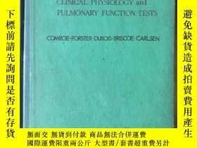 二手書博民逛書店THE罕見LUNG : CLINICAL PHYSIOLOGY and PULMONARY FUNCTION TE