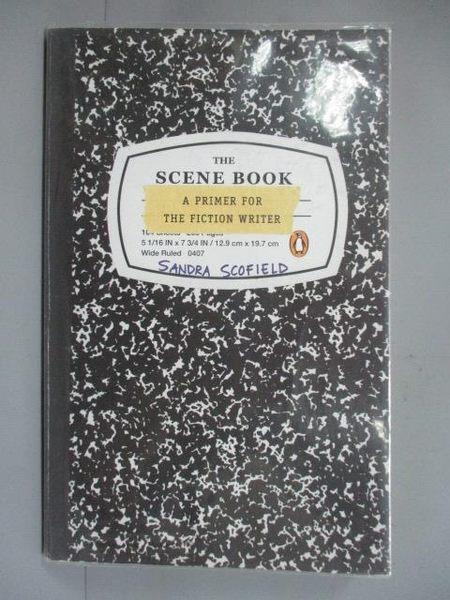 【書寶二手書T9/原文小說_IOH】The Scene Book: A Primer for the Fiction W