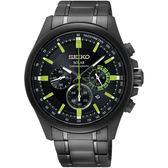 年度限定 SEIKO精工 Criteria 太陽能計時碼錶-42mm V175-0ES0SD(SSC689P1)