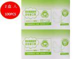 活性碳口罩(未滅菌)-單片包裝 (50片/盒) 【醫博士】環保媽媽醫用口罩-2入組