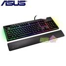 ASUS ROG Strix Flare RGB 機械式電競鍵盤-茶軸